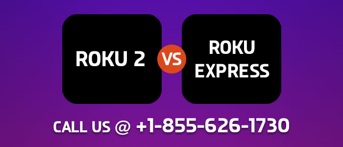 Roku 2 Vs Roku Express