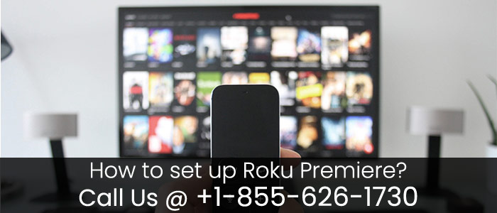 Setting Up the Roku Premiere On TV