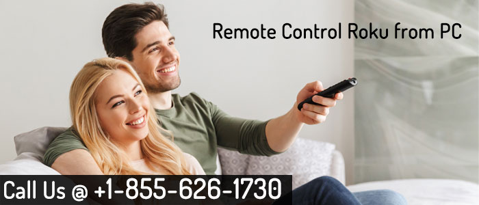 Remote Control Roku from PC